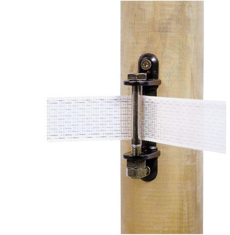 Isolateur d 39 angle pour ruban de cl ture electrique - Ruban cloture electrique ...