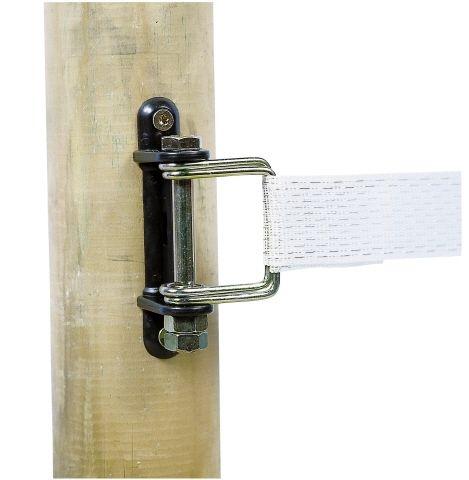 Isolateur de cloture d'angle ruban (2 réf )