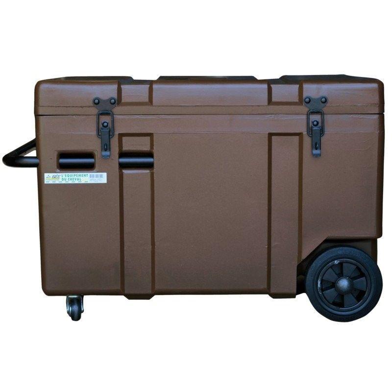 malle de transport roulante. Black Bedroom Furniture Sets. Home Design Ideas