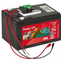 Batterie 9 volts complet gel Power