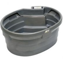 Bac à eau oval de paturage