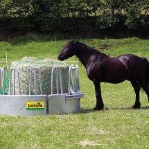 Filet pour alimentation lente des chevaux