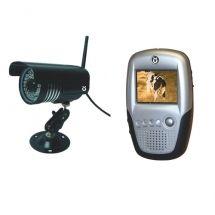 Vidéo surveillance sans fil des écuries