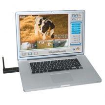 Recepteur USB vidéo surveillance chevaux
