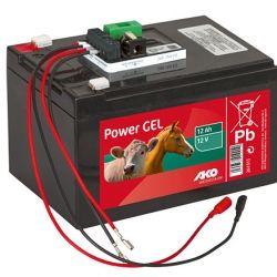 Batterie 9 volts complet gel Power