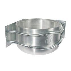 Mangeoire d'anble aluminium