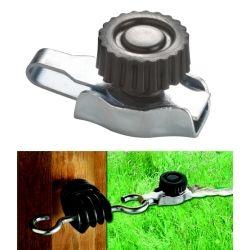Raccord pour cordelette de clôture