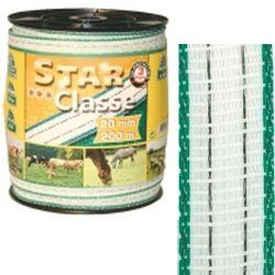 Ruban de cloture Star Classe pour chevaux haut de gamme