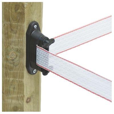 Isolateur ruban pour cl ture lectrique professionnel - Ruban cloture electrique ...